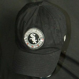 CHICAGO WHITE SOX BASEBALL CAP HAT ALL STAR YEARS
